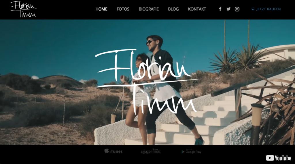 FLORIAN TIMM