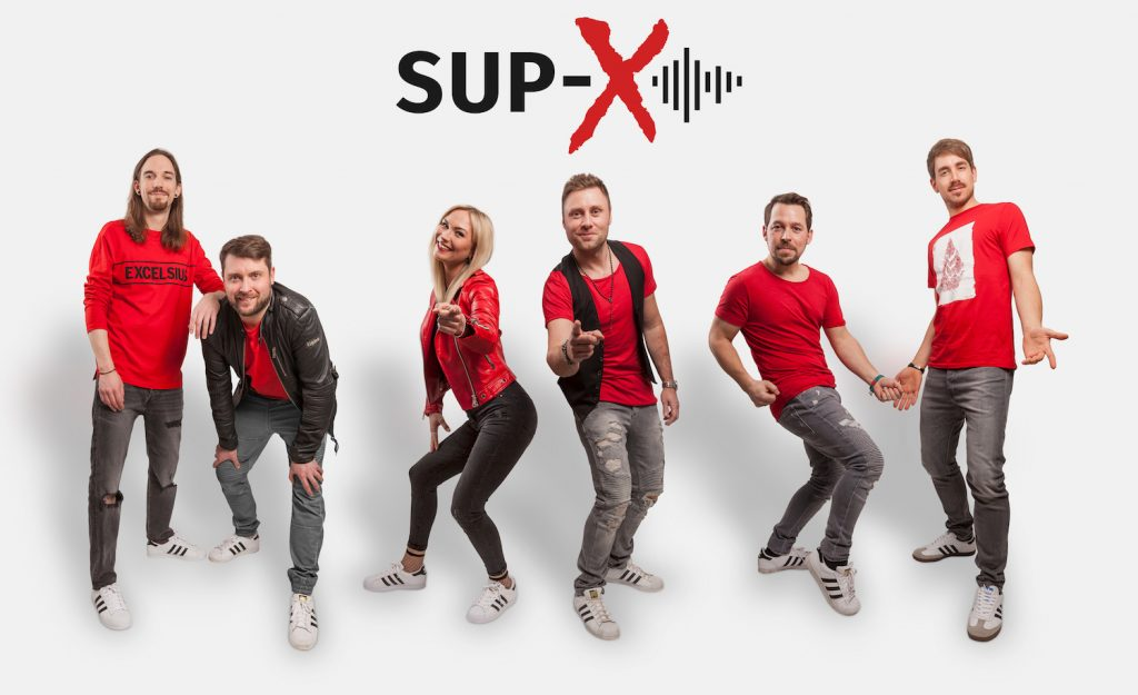 SUP-X PARTYBAND